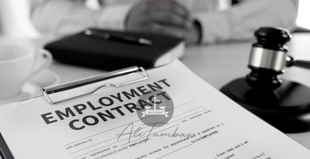 işçi avukatı gaziantep iş sözleşmesi hizmet akti